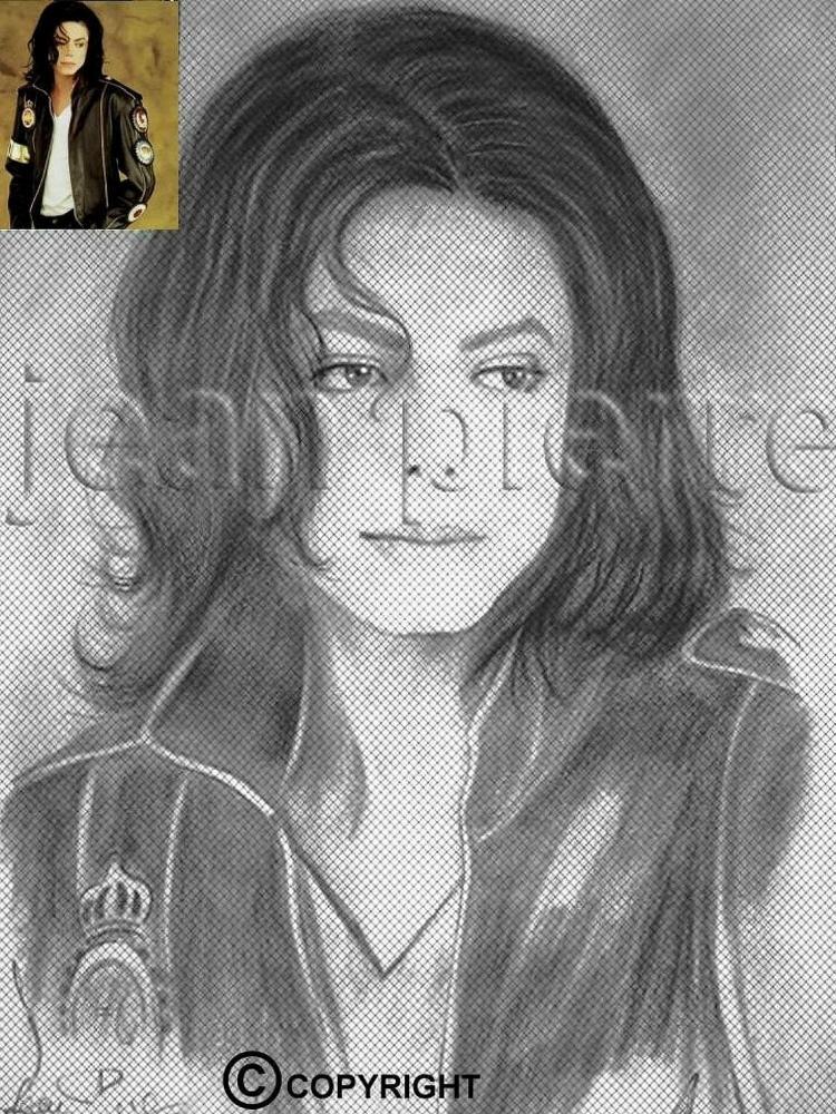 Michael Jackson por JPSTARS